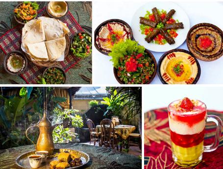 مطاعم حلال في بالي