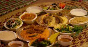 منيو المطبخ السعودي
