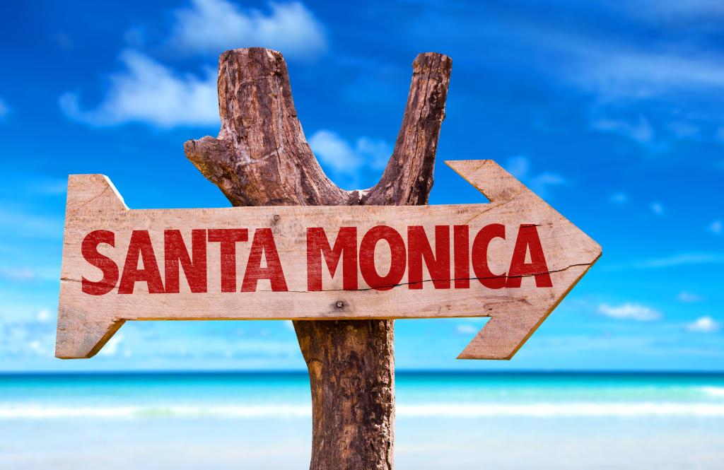 السياحة في سانتا مونيكا