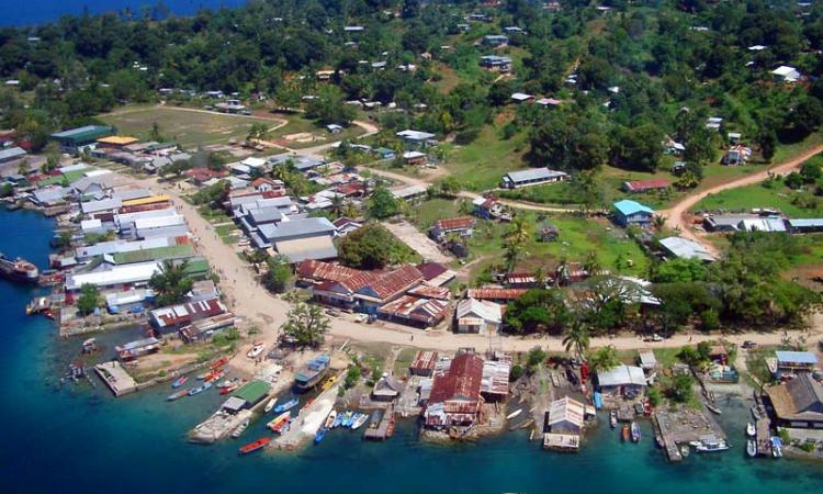 جزر سليمان بالصور