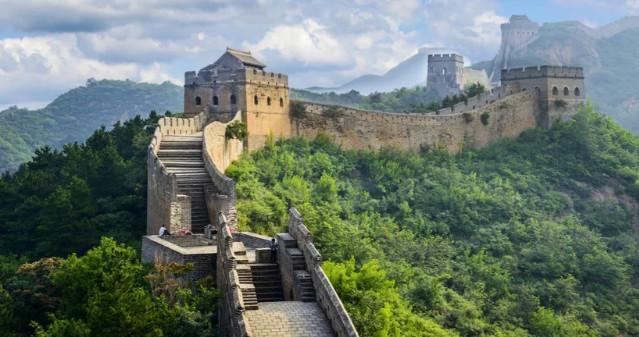 سور الصين العظيم بالصور