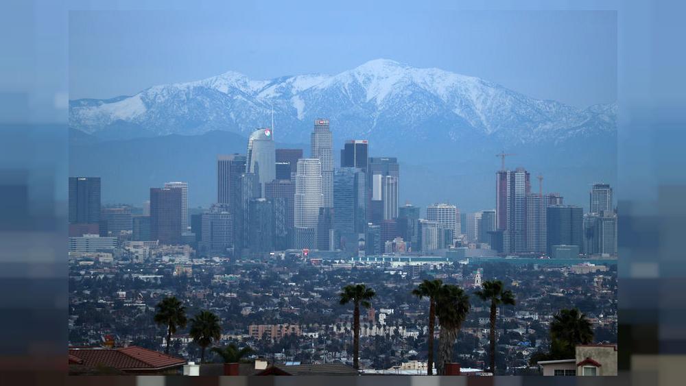 الطقس ودرجات الحرارة في لوس انجلوس بالصيف والشتاء