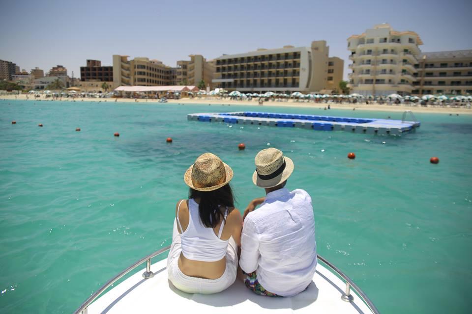 Photo of شاطئ البوسيت مرسى مطروح من أجمل الشواطئ في مطروح لقضاء عطلة الصيف 2020