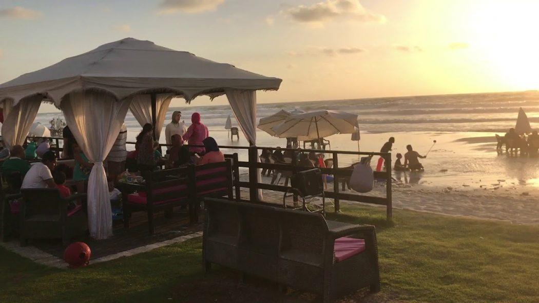 Photo of شاطئ ميكا البيطاش بالأسكندرية أحد أفضل شواطئ عروس البحر الأبيض