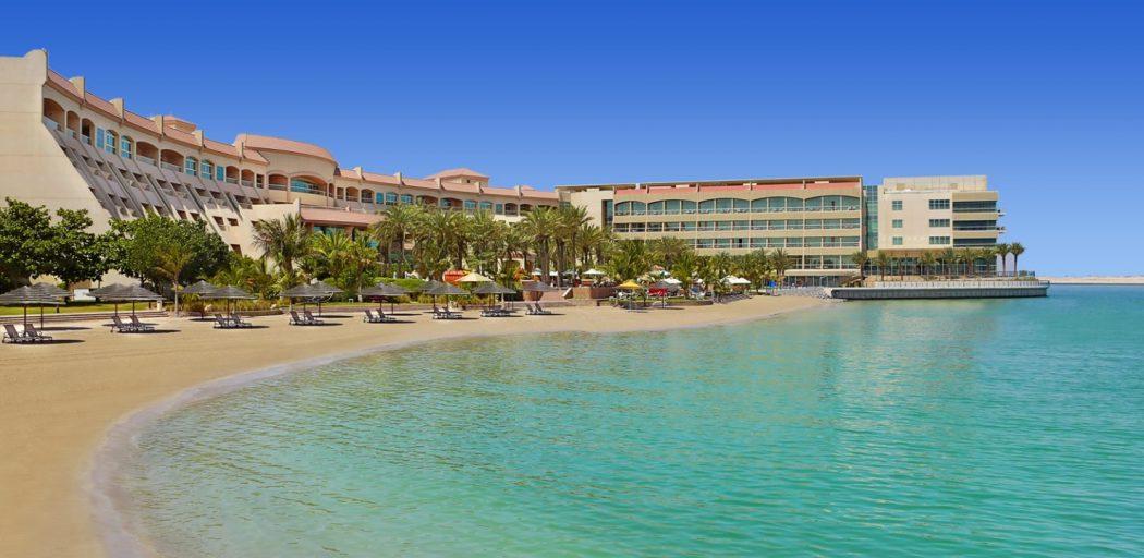 فندق شاطئ الراحة