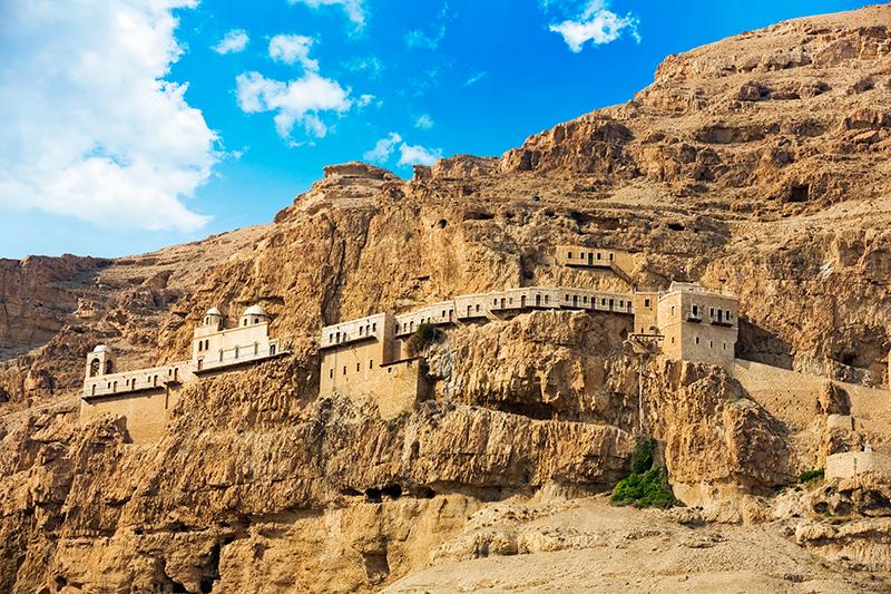 الأماكن الأثرية في أريحا