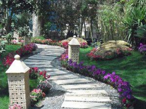 حديقة الاورمان النباتية وسعر تذكرة حديقة الاورمان