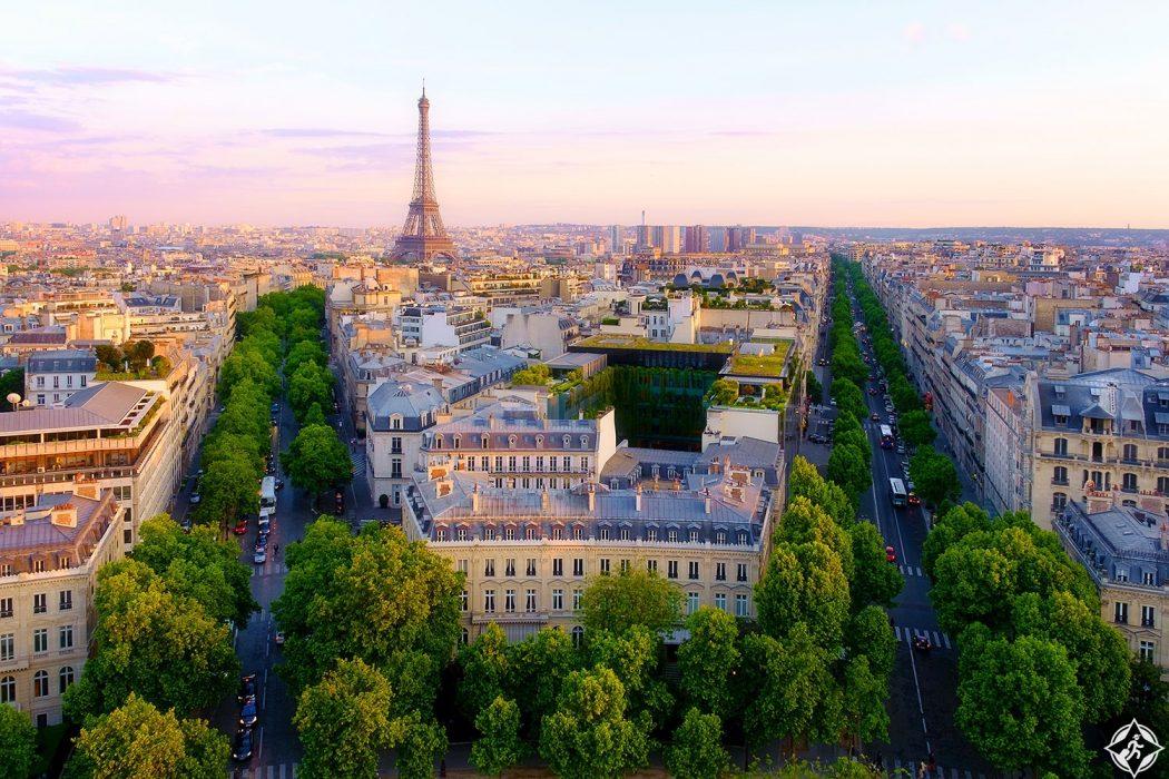 Photo of الطقس في مدينة باريس